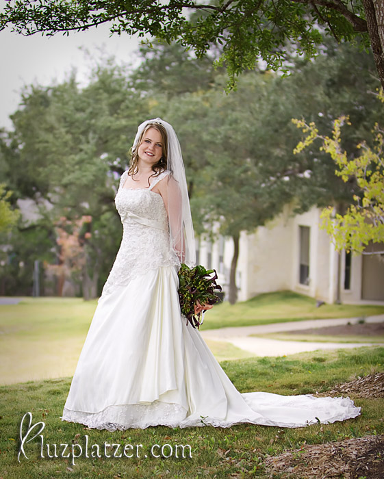 San Antonio wedding photography, bridal portrait