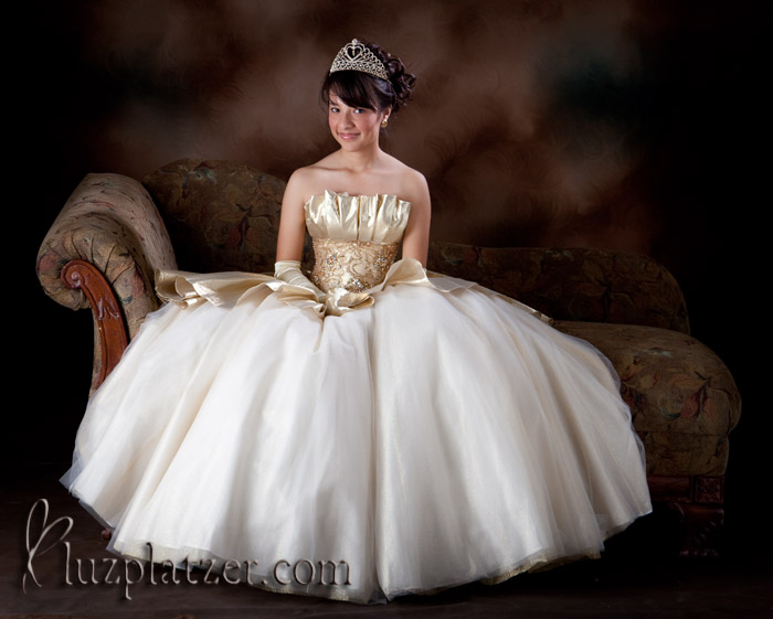 Quinceanera photography in San Antonio