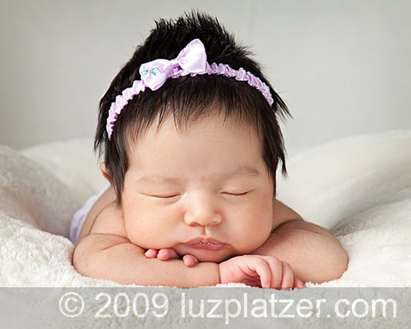 Timeless newborn and baby photography in San Antonio.
