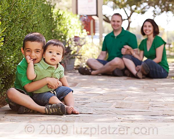children's photographer in Austin Texas, Luz Platzer Photographic Art.